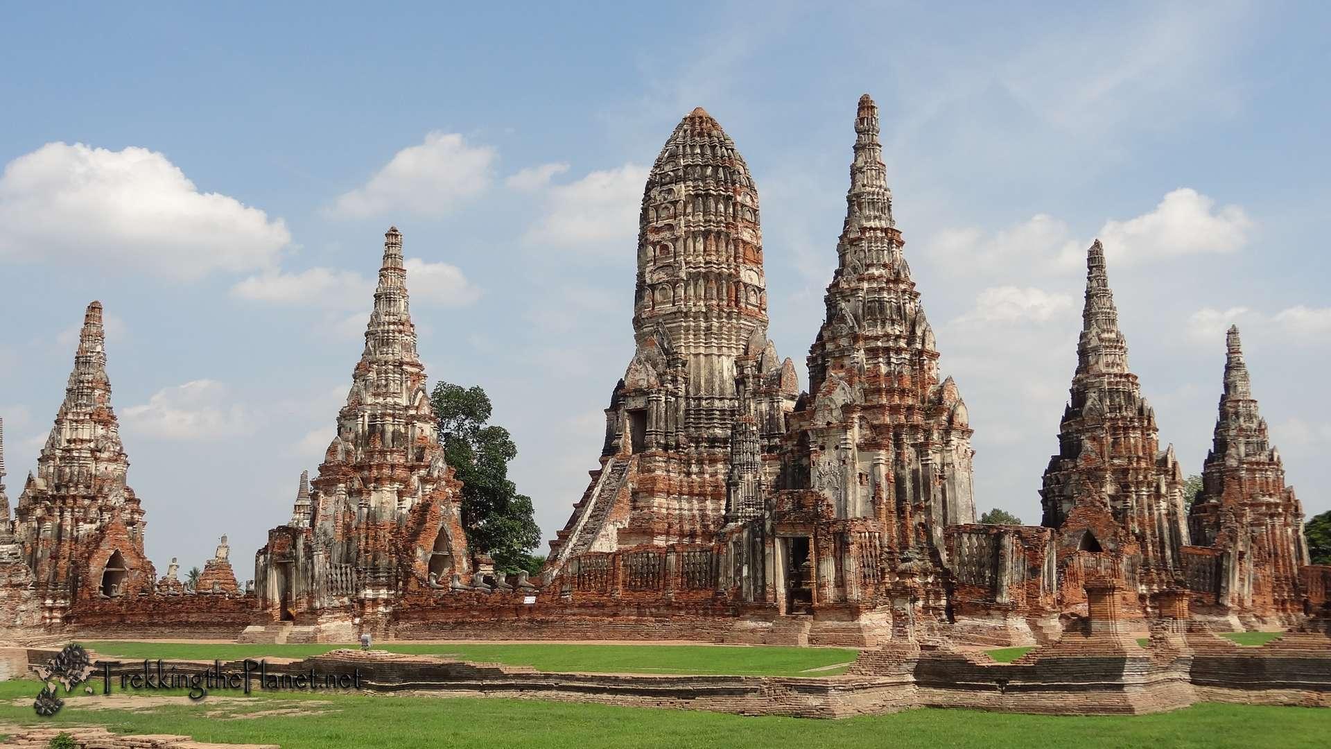 Ayutthaya Thailand  city photos : Wat Chiwatthanaram, Ayutthaya, Thailand