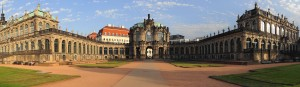 Zwinger Galleries, Desden, Germany