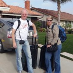 Arriving in Southern California 423 days, 1 hour, 20 minutes and 46 seconds after we began Trekking the Planet