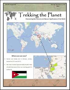 edmod43 trekking the planet
